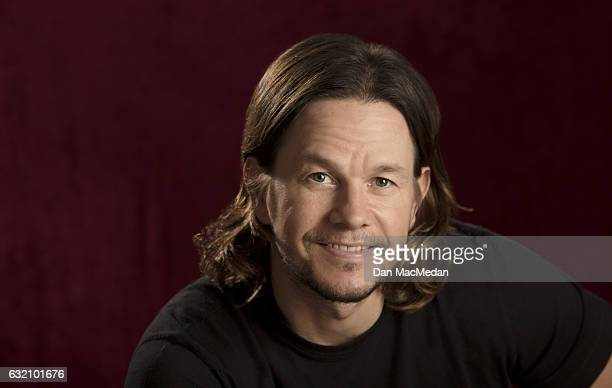 Actor Mark Wahlberg is photographed for USA Today on December 11 2016 in Los Angeles California PUBLISHED IMAGE