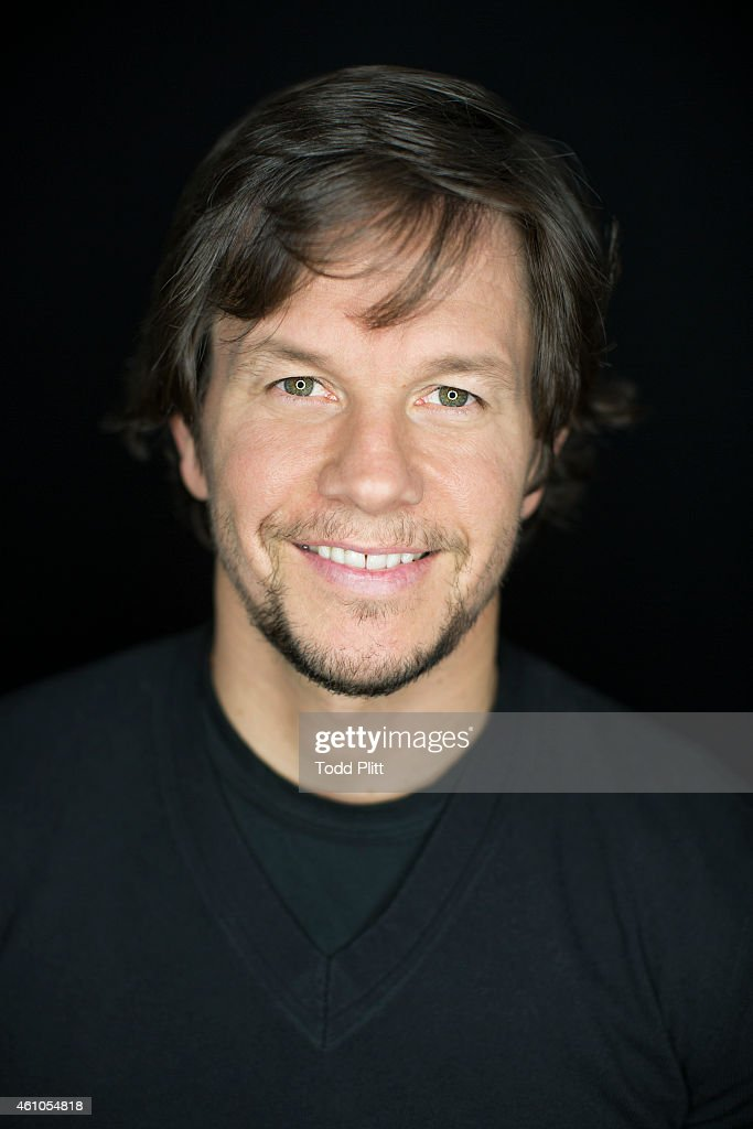 Actor <a gi-track='captionPersonalityLinkClicked' href=/galleries/search?phrase=Mark+Wahlberg&family=editorial&specificpeople=202265 ng-click='$event.stopPropagation()'>Mark Wahlberg</a> is photographed for USA Today on December 17, 2014 in New York City.