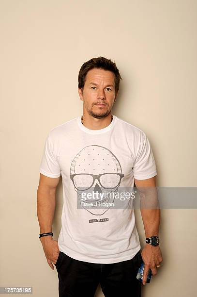 Actor Mark Wahlberg is photographed on August 5 2013 in London England