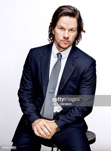 Actor Mark Whalberg from the film 'Deep Water Horizon' poses for a portraits at the Toronto International Film Festival for Los Angeles Times on...