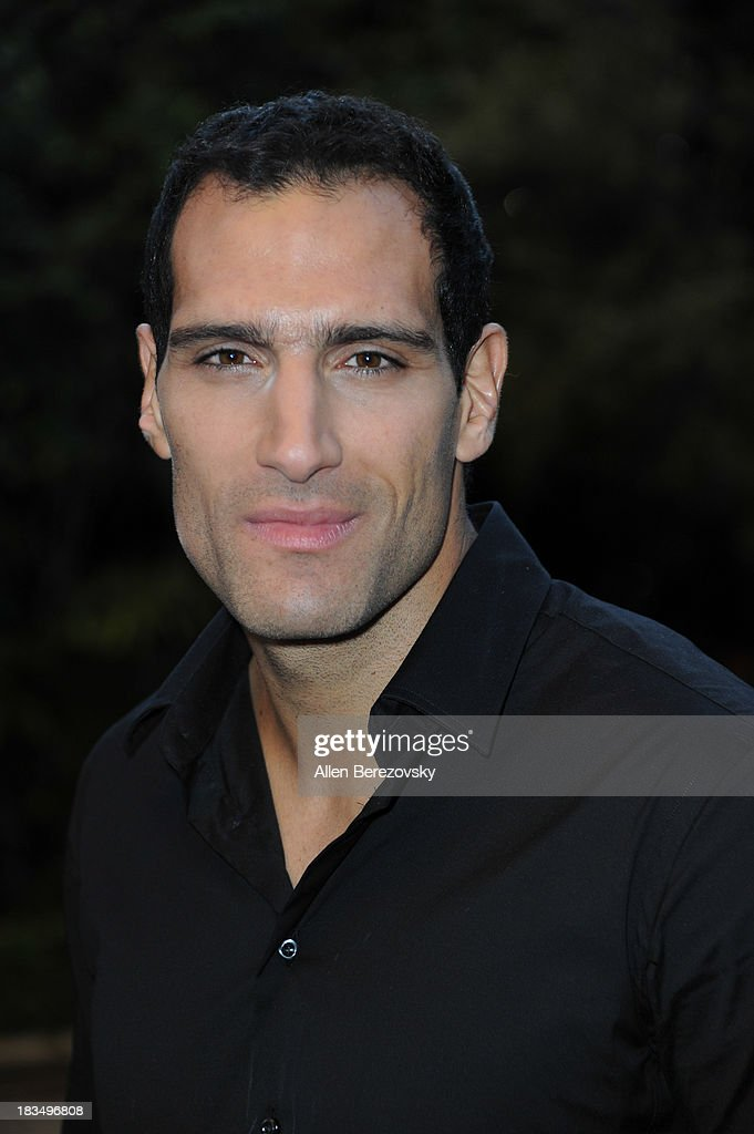 Actor Marko Zaror attends Open Road Films' 'Machete Kills' press conference at Four Seasons Hotel Los Angeles at Beverly Hills on October 6, 2013 in Beverly Hills, California.