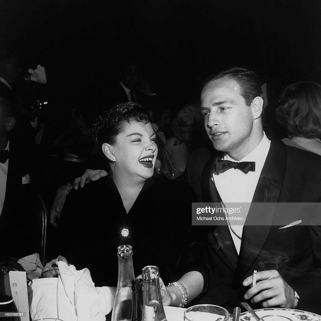 Judy garland 1955