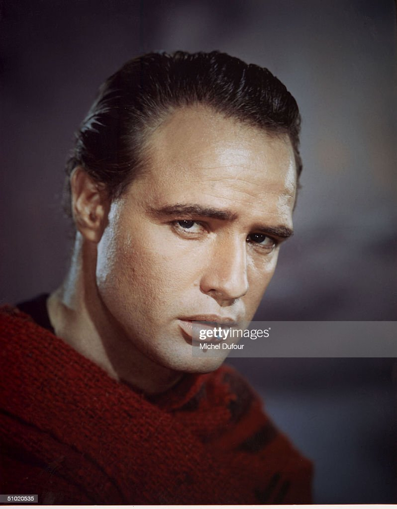 Actor Marlon Brando is seen in 1953. Brando's attorney announced July 2, 2004 that the 80 year-old actor died in a Los Angeles, California hospital.