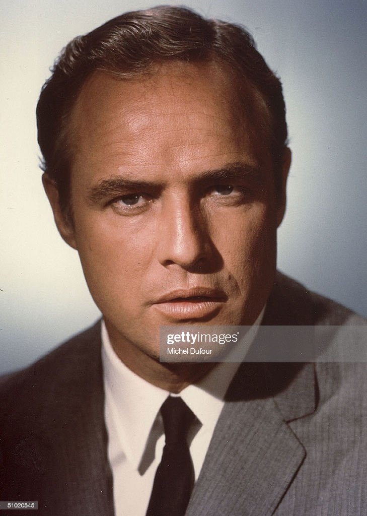 Actor Marlon Brando is seen in 1955. Brando's attorney announced July 2, 2004 that the 80 year-old actor died in a Los Angeles, California hospital.