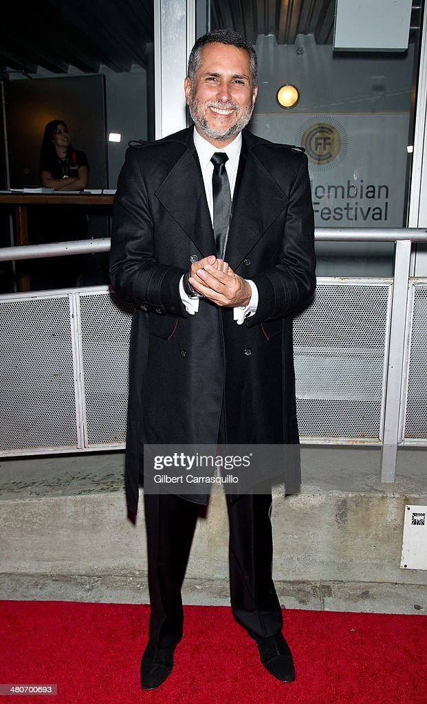 Actor Marlon Moreno attends the opening night of the 2nd annual Colombian International Film Festival at Tribeca Cinemas on March 26, 2014 in New York City.