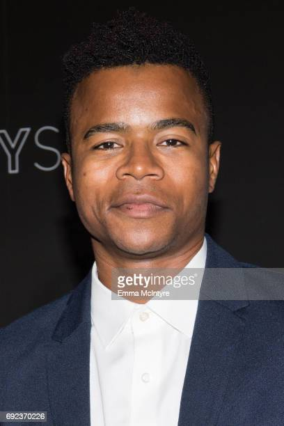 Actor Marque Richardson arrives at Netflix's 'Dear White People' FYC event at Netflix FYSee Space on June 4 2017 in Beverly Hills California
