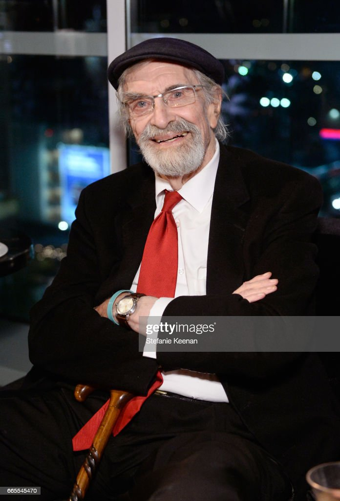 Actor Martin Landau attends the 2017 TCM Classic Film Festival opening night after party on April 6, 2017 in Los Angeles, California. 26657_005