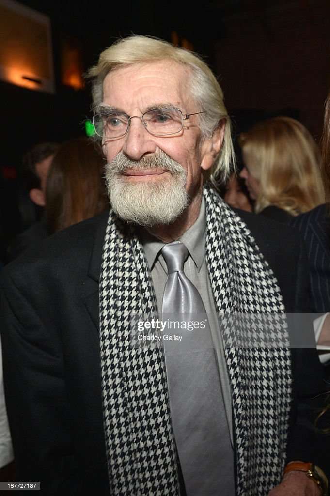 Actor <a gi-track='captionPersonalityLinkClicked' href=/galleries/search?phrase=Martin+Landau&family=editorial&specificpeople=209352 ng-click='$event.stopPropagation()'>Martin Landau</a> attends the after party for 'The Weinstein Company Presents The LA Premiere Of 'Mandela: Long Walk To Freedom' Supported By Burberry' at Warwick on November 11, 2013 in Los Angeles, California.