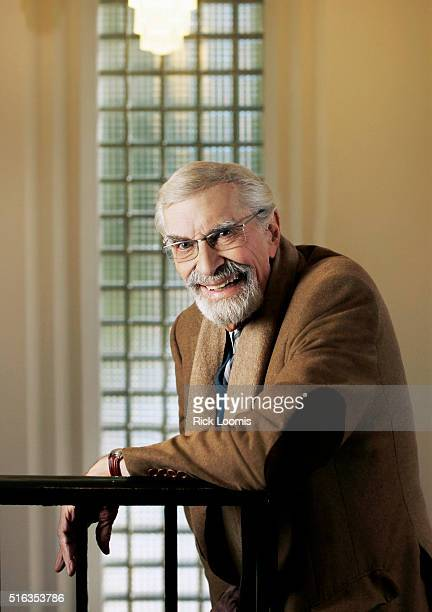 Actor Martin Landau is photographed for Los Angeles Times on January 26 2016 in Los Angeles California PUBLISHED IMAGE CREDIT MUST READ Rick...