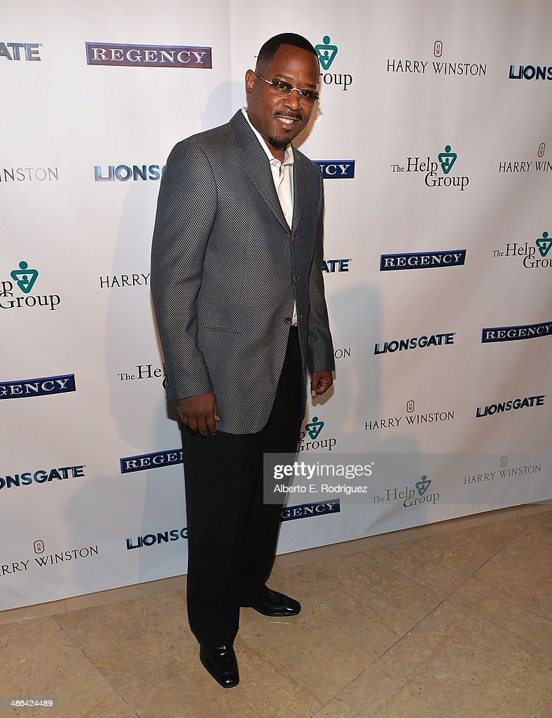 Actor <a gi-track='captionPersonalityLinkClicked' href=/galleries/search?phrase=Martin+Lawrence&family=editorial&specificpeople=226555 ng-click='$event.stopPropagation()'>Martin Lawrence</a> atttends The Help Group's 17th Annual Teddy Bear Ball at The Beverly Hilton Hotel on April 23, 2014 in Beverly Hills, California.