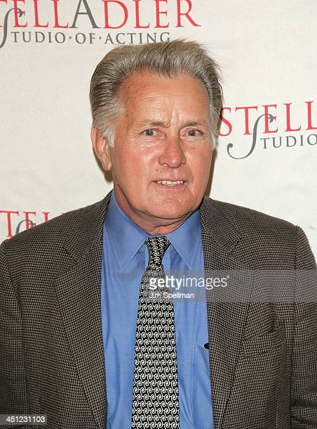 Actor Martin Sheen arrives at the 4th Annual Stella by Starlight Gala Benefit Honoring Martin Sheen at Chipriani 23rd st on March 17 2008 in New York...