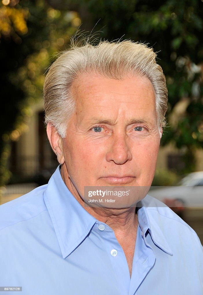 Actor Martin Sheen attends the Membership First Fundraiser at the home of Nancy Sinatra on August 13, 2009 in Beverly Hills, California.