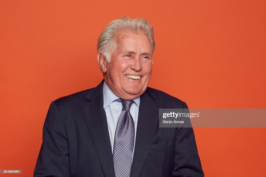 Actor Martin Sheen of PBS's 'Anne of Green Gables: The Good Stars' poses for a portrait during the 2017 Summer Television Critics Association Press Tour at The Beverly Hilton Hotel on July 31, 2017 in Beverly Hills, California.