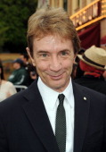 Actor Martin Short arrives at premiere of Walt Disney Pictures' 'Pirates of the Caribbean On Stranger Tides' held at Disneyland on May 7 2011 in...