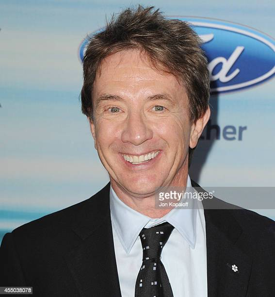 Actor Martin Short arrives at the 2014 FOX Fall EcoCasino Party at The Bungalow on September 8 2014 in Santa Monica California