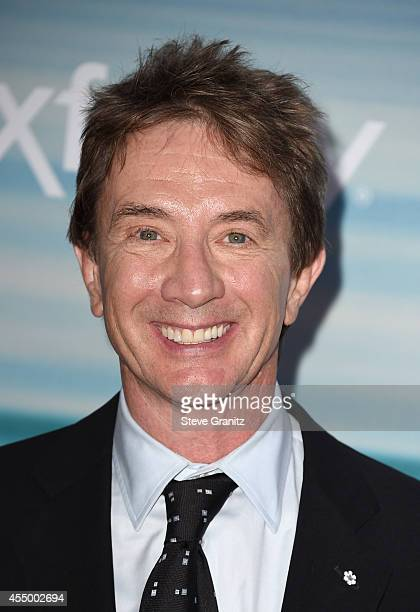 Actor Martin Short attends the 2014 FOX Fall EcoCasino party at The Bungalow on September 8 2014 in Santa Monica California