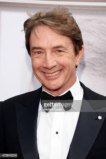 Actor Martin Short attends the 43rd AFI Life Achievement Award Gala honoring Steve Martin at Dolby Theatre on June 4 2015 in Hollywood California