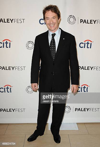 Actor Martin Short attends the Fox preview panel at the 2014 PaleyFest Fall TV preview at the Paley Center for Media on September 8 2014 in Beverly...