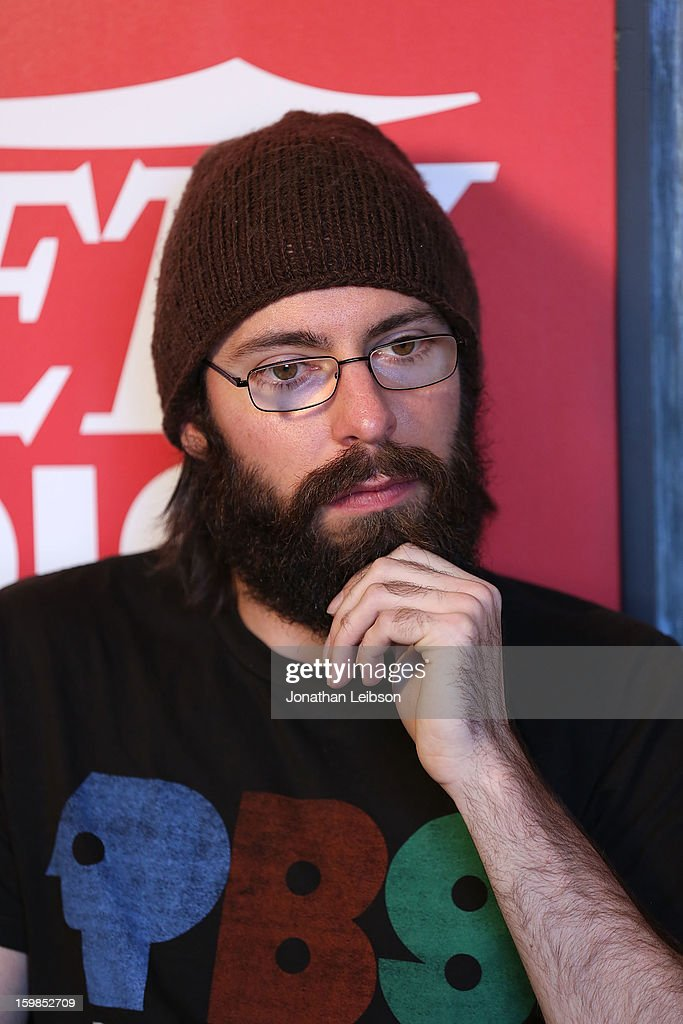 Actor Martin Starr attends Day 3 of the Variety Studio At 2013 Sundance Film Festival on January 21, 2013 in Park City, Utah.