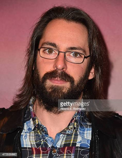 Actor Martin Starr attends the Los Angeles special screening of Bleecker Street's 'I'll See You In My Dreams' at The London Screening Room on May 7...
