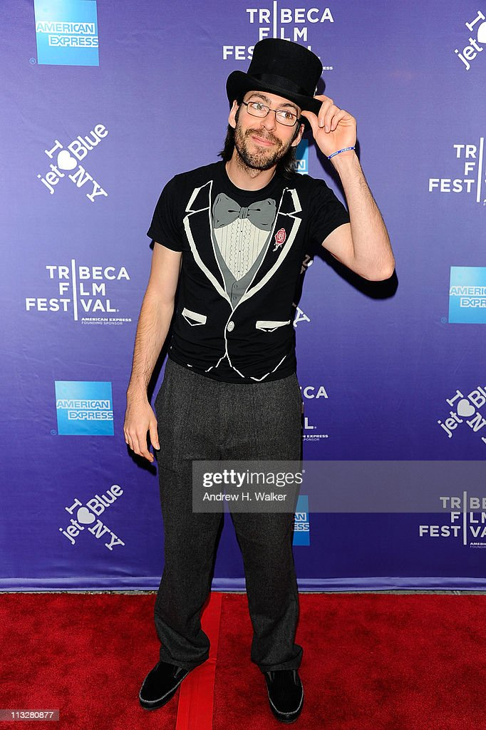 Actor <a gi-track='captionPersonalityLinkClicked' href=/galleries/search?phrase=Martin+Starr&family=editorial&specificpeople=3733303 ng-click='$event.stopPropagation()'>Martin Starr</a> attends the premiere of 'A Good Old Fashioned Orgy' during the 2011 Tribeca Film Festival at SVA Theater on April 29, 2011 in New York City.