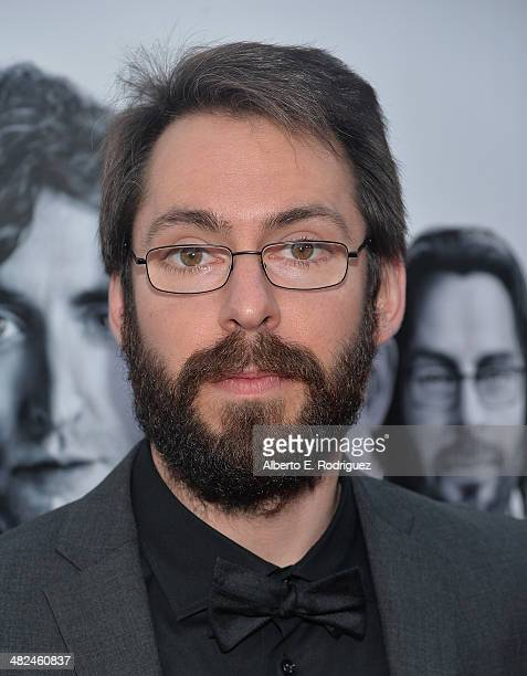 Actor Martin Starr attends the Premiere of HBO's 'Silicon Valley' at Paramount Studios on April 3 2014 in Hollywood California