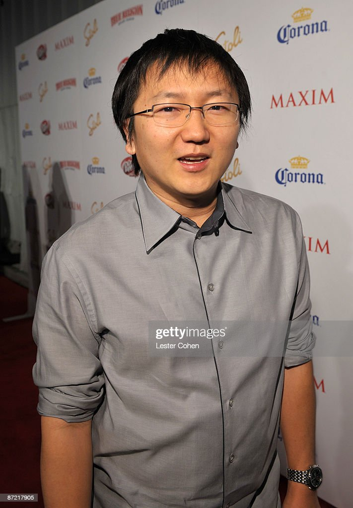 Actor Masi Oka arrives at Maxim's 10th Annual Hot 100 Celebration Presented by Dr Pepper Cherry, True Religion Brand Jeans, Stolichnaya Vodka and Corona held at Barker Hangar on May 13, 2009 in Santa Monica, California.