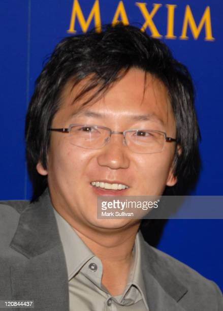 Actor Masi Oka arrives at The Maxim Style Awards held in Hollywood California on September 18 2007