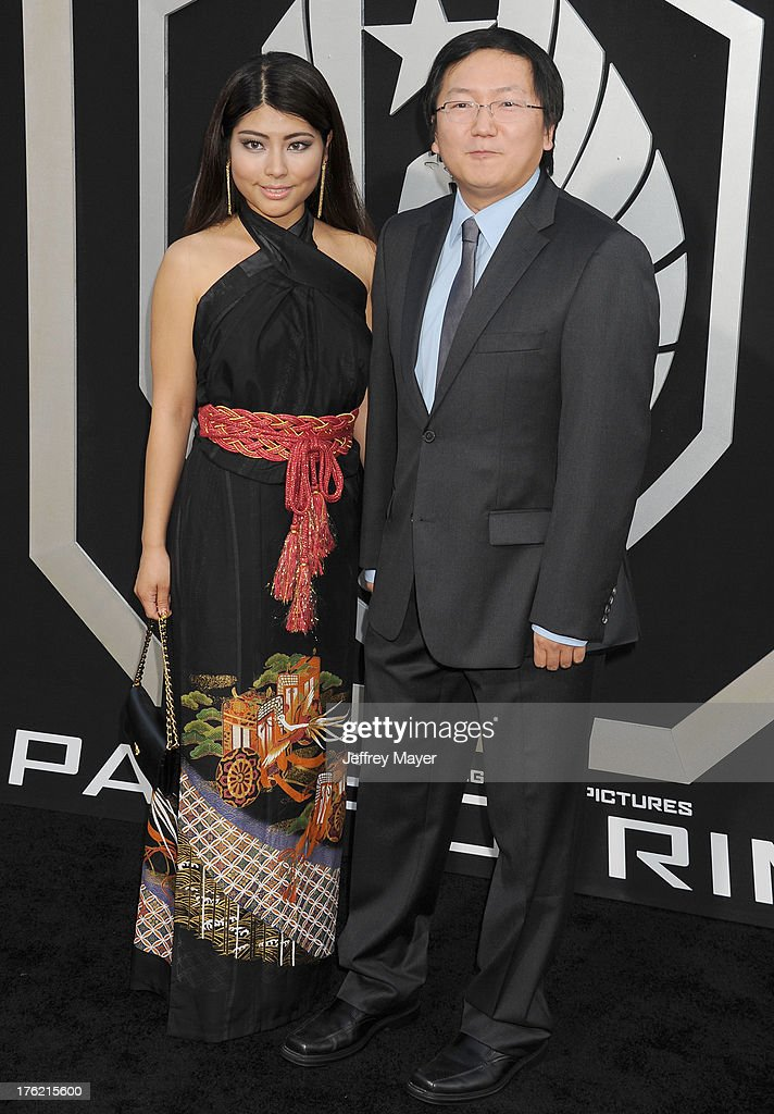 Actor <a gi-track='captionPersonalityLinkClicked' href=/galleries/search?phrase=Masi+Oka&family=editorial&specificpeople=744993 ng-click='$event.stopPropagation()'>Masi Oka</a> arrives at the 'Pacific Rim' - Los Angeles Premiere at Dolby Theatre on July 9, 2013 in Hollywood, California.