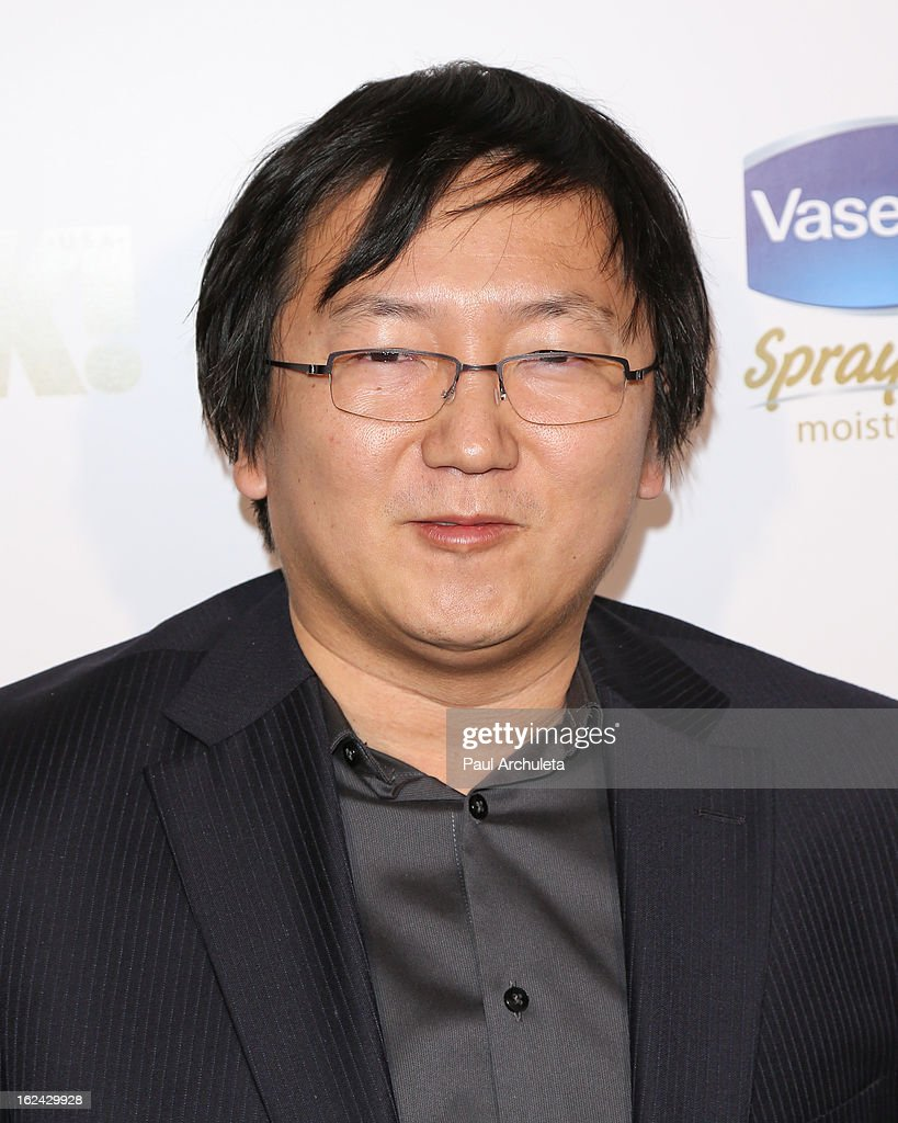 Actor <a gi-track='captionPersonalityLinkClicked' href=/galleries/search?phrase=Masi+Oka&family=editorial&specificpeople=744993 ng-click='$event.stopPropagation()'>Masi Oka</a> attends OK! Magazine's Pre-Oscar party at The Emerson Theatre on February 22, 2013 in Hollywood, California.
