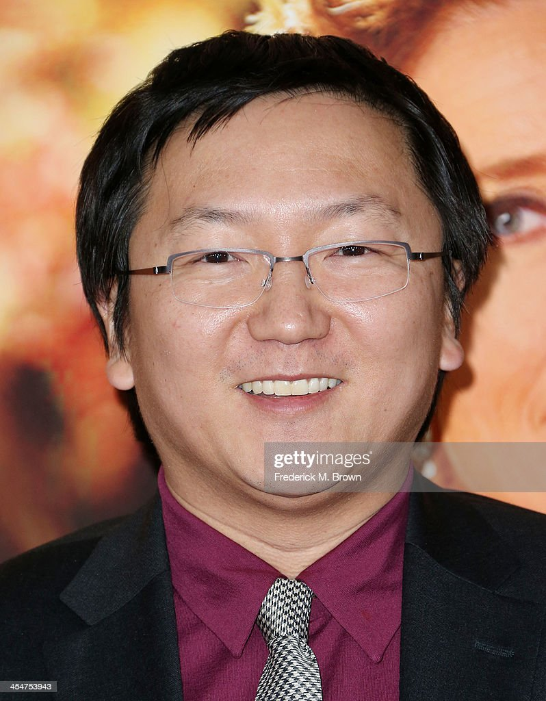 Actor <a gi-track='captionPersonalityLinkClicked' href=/galleries/search?phrase=Masi+Oka&family=editorial&specificpeople=744993 ng-click='$event.stopPropagation()'>Masi Oka</a> attends the Premiere of Disney's 'Saving Mr. Banks' at Walt Disney Studios on December 9, 2013 in Burbank, California.