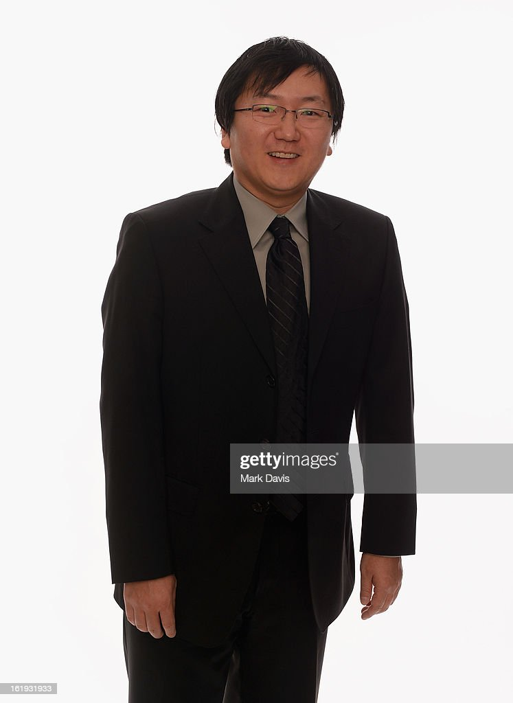 Actor <a gi-track='captionPersonalityLinkClicked' href=/galleries/search?phrase=Masi+Oka&family=editorial&specificpeople=744993 ng-click='$event.stopPropagation()'>Masi Oka</a> poses for a portrait in the TV Guide Portrait Studio at the 3rd Annual Streamy Awards at Hollywood Palladium on February 17, 2013 in Hollywood, California.