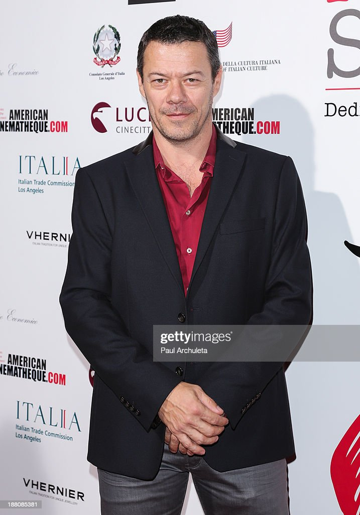 Actor Massi Furlan attends the premiere of 'The Great Beauty' at the Cinema Italian Style 2013 Opening Night at the Egyptian Theatre on November 14, 2013 in Hollywood, California.