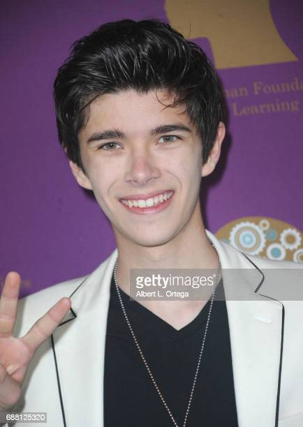 Actor Mateo Simon arrives for The Jonathan Foundation Presents The 2017 Spring Fundraising Event To Benefit Children With Learning Disabilities held...