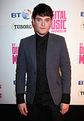 Actor Mathew Horne attends the BT Digital Music Awards 2008 held at The Roundhouse on October 1 2008 in London England
