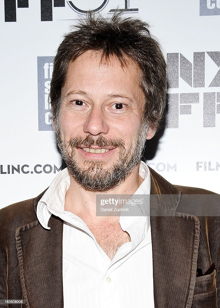 Actor Mathieu Amalric attends the 'Jimmy