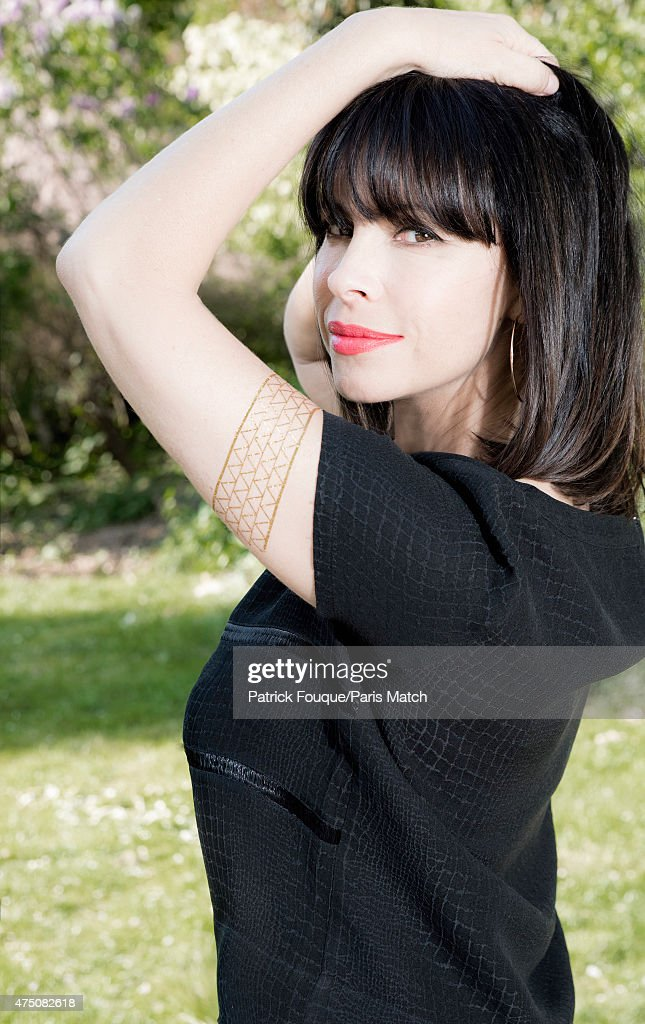 Actor <a gi-track='captionPersonalityLinkClicked' href=/galleries/search?phrase=Mathilda+May&family=editorial&specificpeople=688986 ng-click='$event.stopPropagation()'>Mathilda May</a> is photographed for Paris Match on April 22, 2015 in Paris, France.