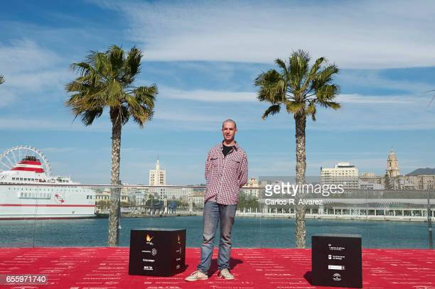 Actor Matias Singer attends the 'El Candidato' photocall on day 5 of the 20th Malaga Film Festival on March 21 2017 in Malaga Spain