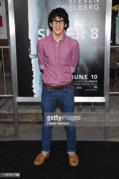 Actor Matt Bennett arrives at the premiere of Paramount Pictures' 'Super 8' at Regency Village Theatre on June 8 2011 in Westwood California