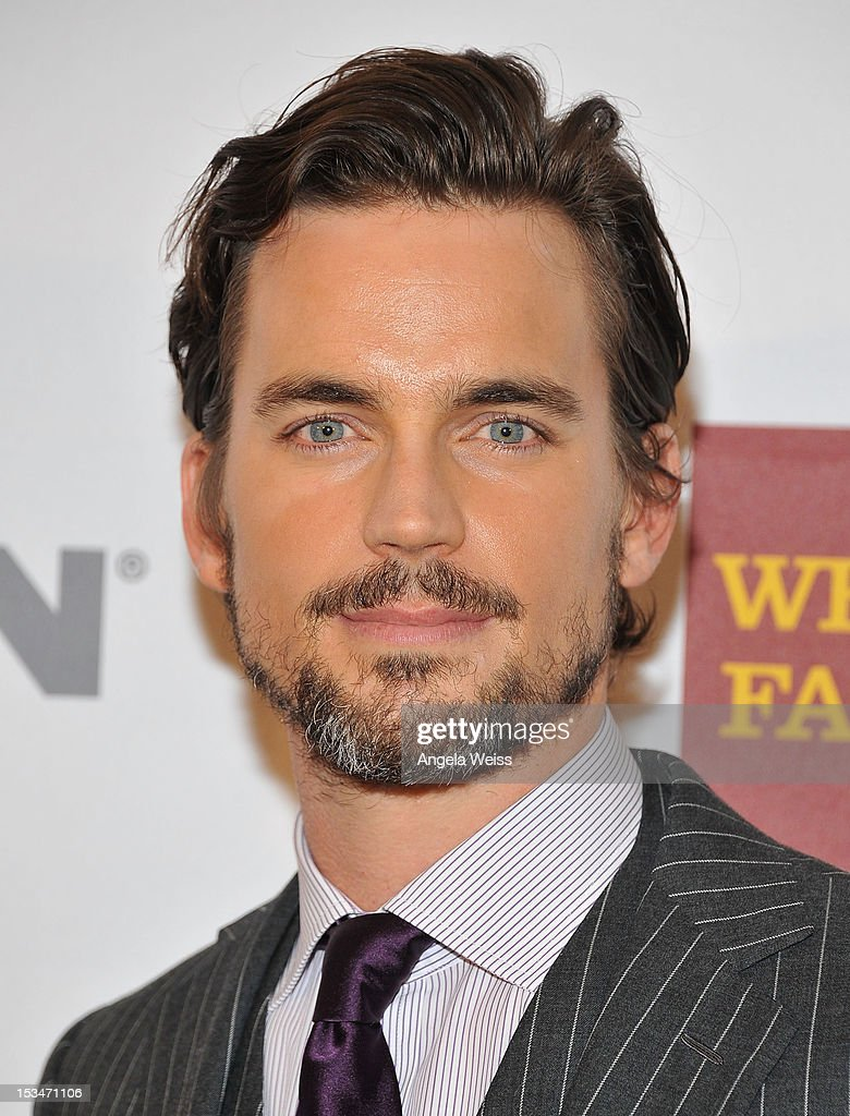 Actor <a gi-track='captionPersonalityLinkClicked' href=/galleries/search?phrase=Matt+Bomer&family=editorial&specificpeople=2960058 ng-click='$event.stopPropagation()'>Matt Bomer</a> arrives at the 8th annual GSLEN Respect Awards at Beverly Hills Hotel on October 5, 2012 in Beverly Hills, California.