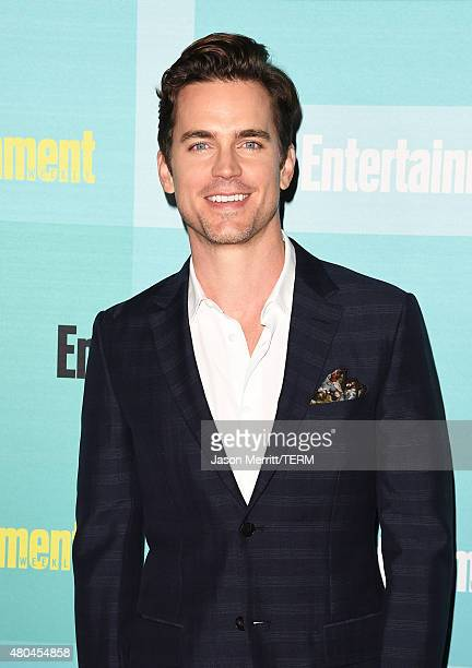 Actor Matt Bomer attends Entertainment Weekly's ComicCon 2015 Party sponsored by HBO Honda Bud Light Lime and Bud Light Ritas at FLOAT at The Hard...