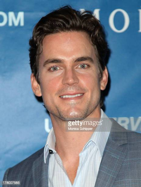 Actor Matt Bomer attends the 13th Annual USTA Serves Opening Night Gala at USTA Billie Jean King National Tennis Center on August 26 2013 in New York...