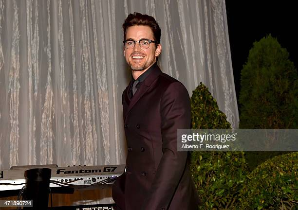 Actor Matt Bomer attends the 20th Anniversary Taste for a Cure fundraiser benefitting UCLA's Jonsson Comprehensive Cancer Center at the Beverly...