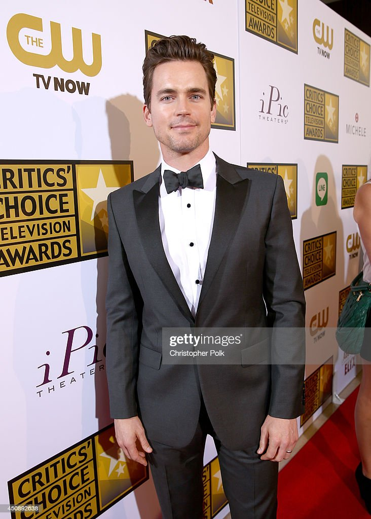 Actor <a gi-track='captionPersonalityLinkClicked' href=/galleries/search?phrase=Matt+Bomer&family=editorial&specificpeople=2960058 ng-click='$event.stopPropagation()'>Matt Bomer</a> attends the 4th Annual Critics' Choice Television Awards at The Beverly Hilton Hotel on June 19, 2014 in Beverly Hills, California.