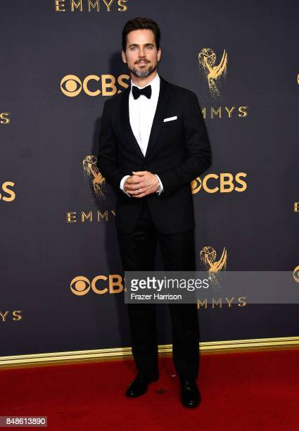 Actor Matt Bomer attends the 69th Annual Primetime Emmy Awards at Microsoft Theater on September 17 2017 in Los Angeles California
