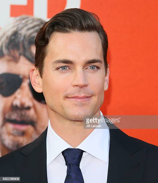 Actor Matt Bomer attends the premiere of Warner Bros Pictures' 'The Nice Guys' held at the TCL Chinese Theatre on May 10 2016 in Hollywood California