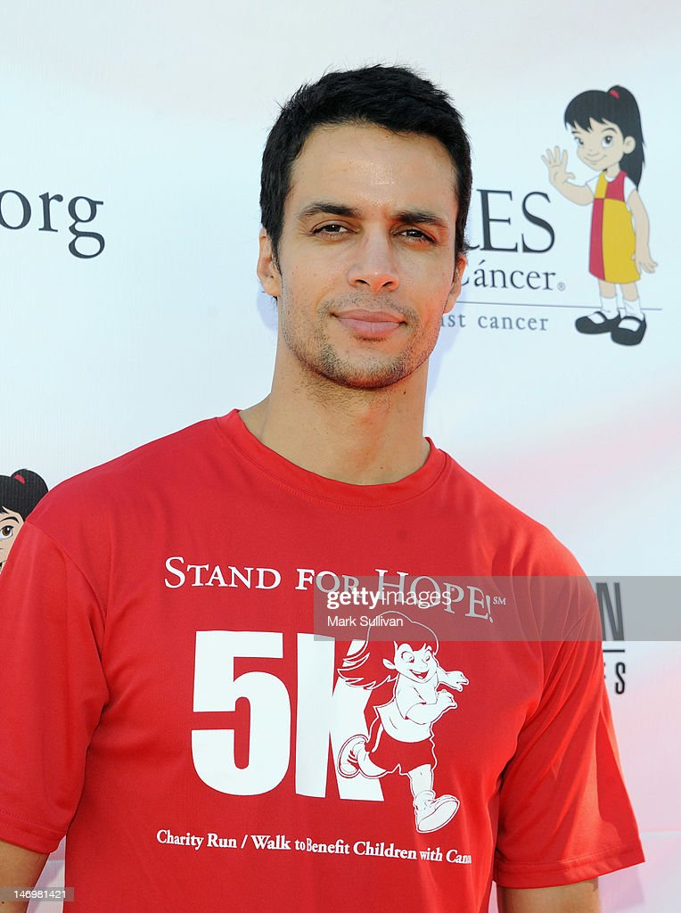 Actor <a gi-track='captionPersonalityLinkClicked' href=/galleries/search?phrase=Matt+Cedeno&family=editorial&specificpeople=1667087 ng-click='$event.stopPropagation()'>Matt Cedeno</a> attends PADRES Contra El Cancer's 'Stand For HOPE!' 5K Run/Walk at Rose Bowl on June 24, 2012 in Pasadena, California.