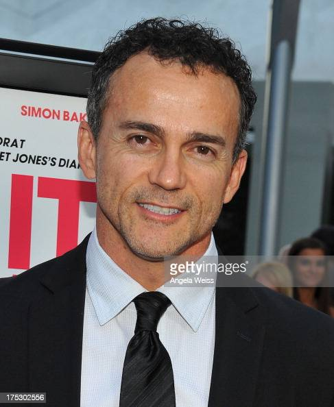 Actor Matt Cinquanta arrives at the Screening of Magnolia Pictures' 'I Give It A Year' at ArcLight Hollywood on August 1 2013 in Hollywood California