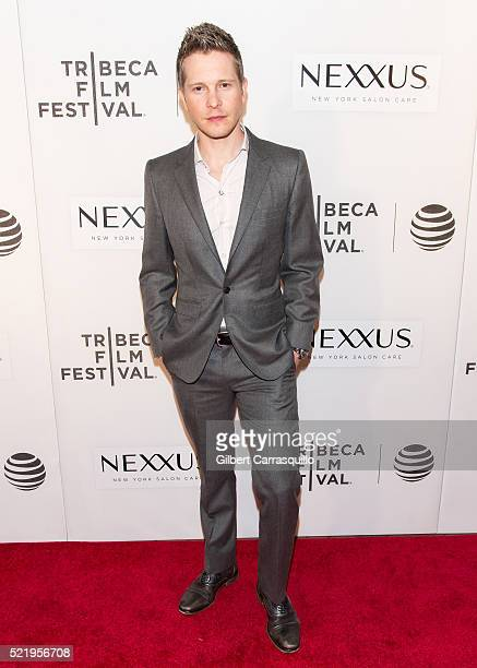 Actor Matt Czuchry attends 'The Good Wife' Screening during 2016 Tribeca Film Festival at John Zuccotti Theater at BMCC Tribeca Performing Arts...