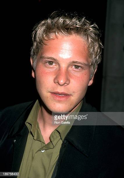 Actor Matt Czuchry attends WB Network AllStar Party on July 24 2000 at Il Fornaio Restaurant in Pasadena California